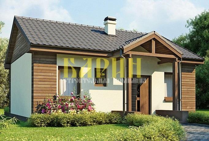 Дома до 150 м²