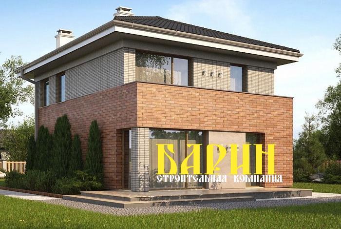 Дома до 200 м²