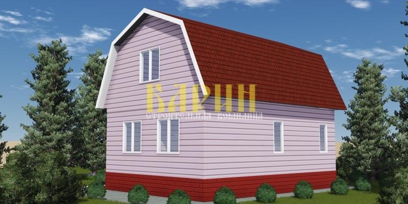 Дома из Сип панелей - лучшее соотношение цены и качества