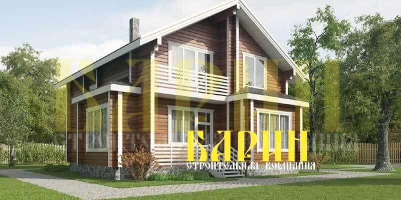 Виды бруса для деревянного дома.