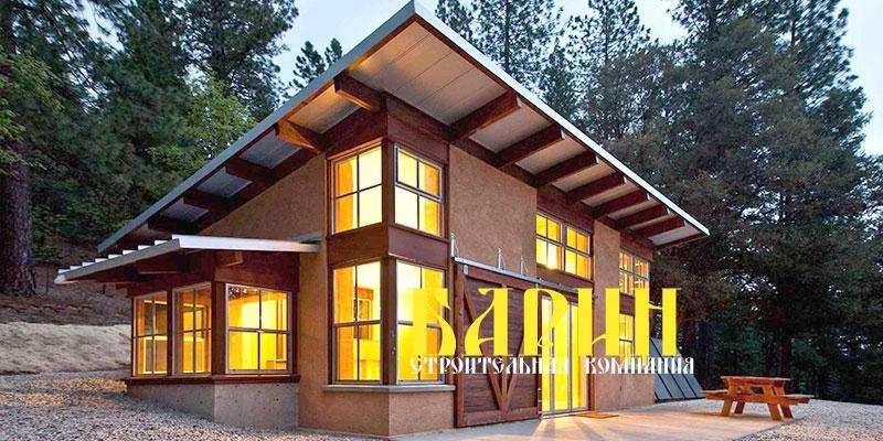 Строим каркасный дом: особенности конструкций и преимущества