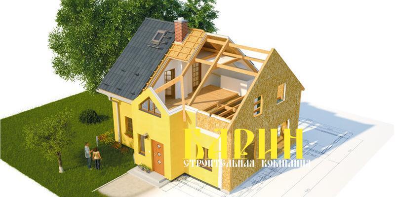 Как построить дом из сип-панелей под ключ?