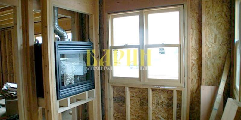Выбираем окна для каркасного дома. Деревянные или пластиковые?