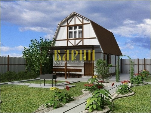 Строим частный дом своими руками