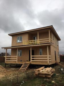 Дом строится под ключ