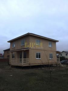 СИП панелей в деревне Клишева Раменского р-на