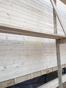 Строительство каркасного дома с утеплением