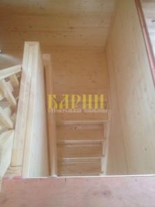 Строительство дома Дмитровского р-на