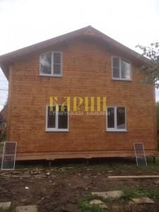 Строительство дома село Ярцево Дмитровского р-на