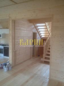 """Строительство дома """"под ключ c коммуникациями"""