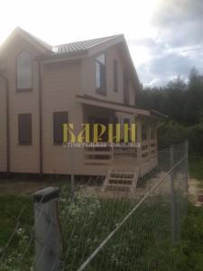 Строительство дома  по индивидуальному проекту село Сабурово