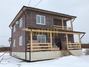 Строим дом в Клишева