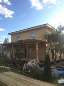 Sk-barin каркасный дом