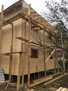 строительство домов в МО