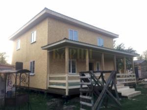 дом в Пушкинском районе