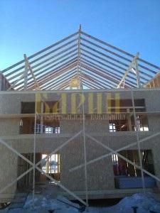 Барин 113 Дом из сип панелей