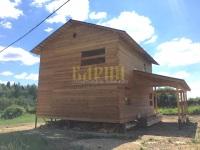 Каркасный дом в МО