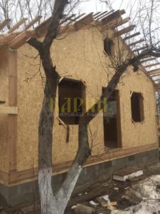 Мы строим надежные, прочные, красивые и теплые дома